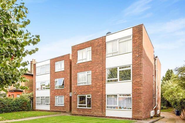 Finchley, North London (Block Management)