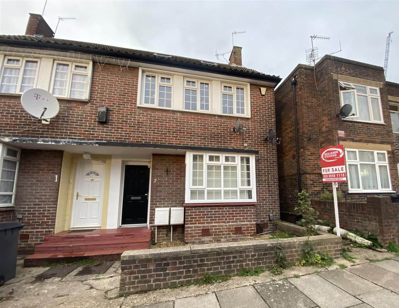 First Floor Flat, Manns Road (Lettings)