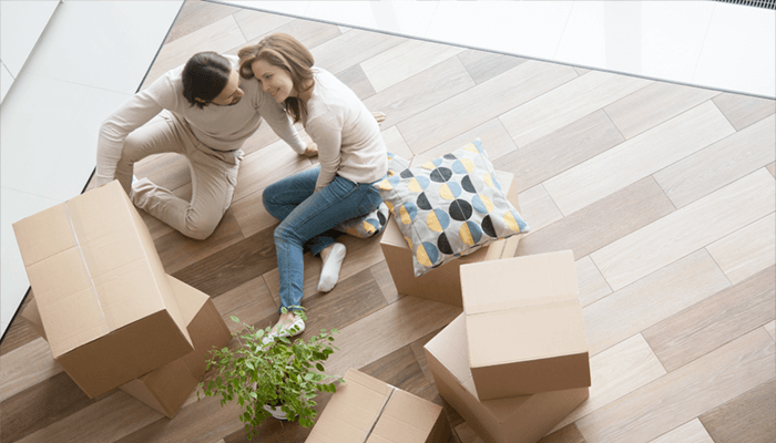 Good news for first-time buyers