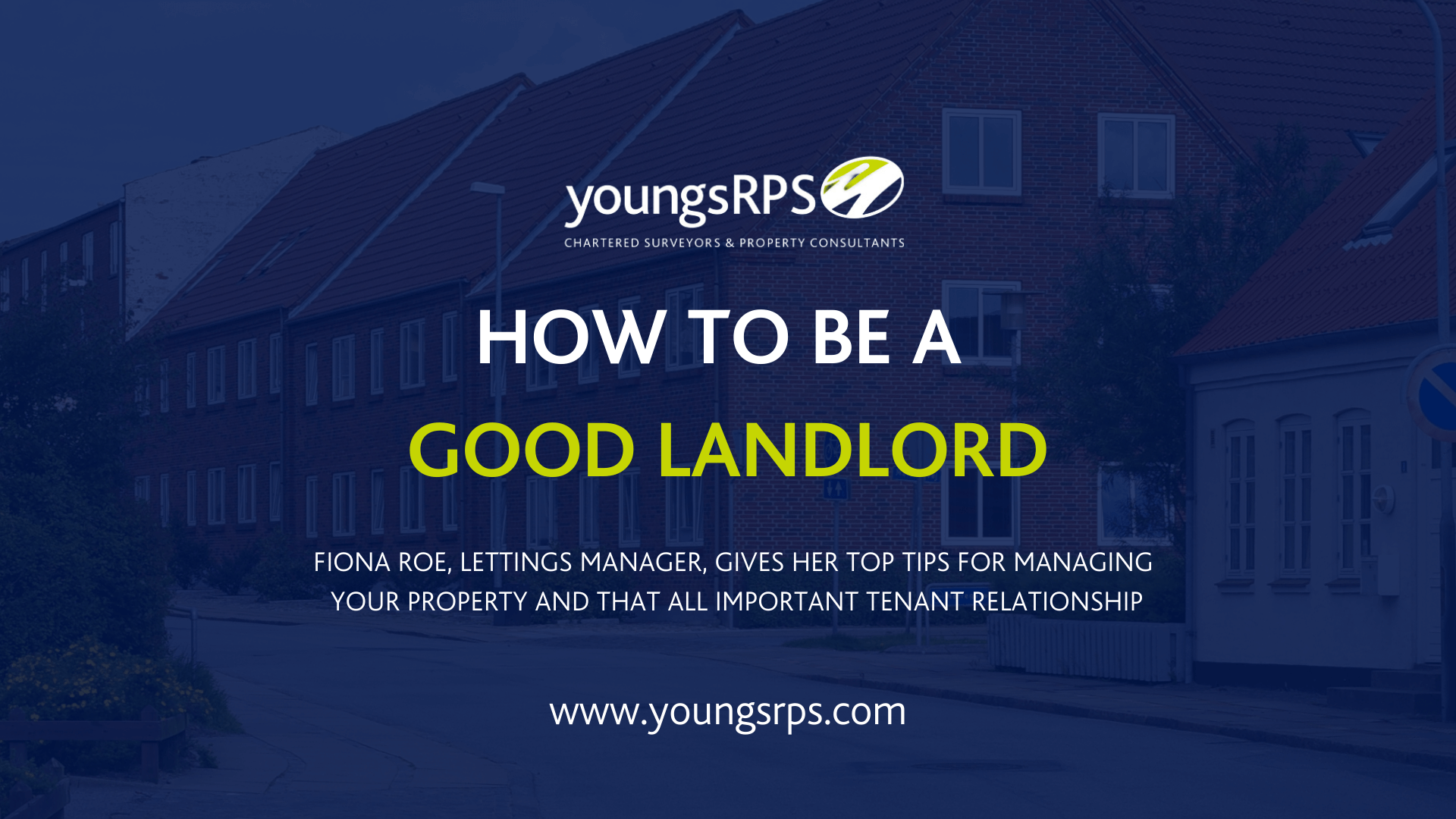 Lettings: How To Be A Good Landlord