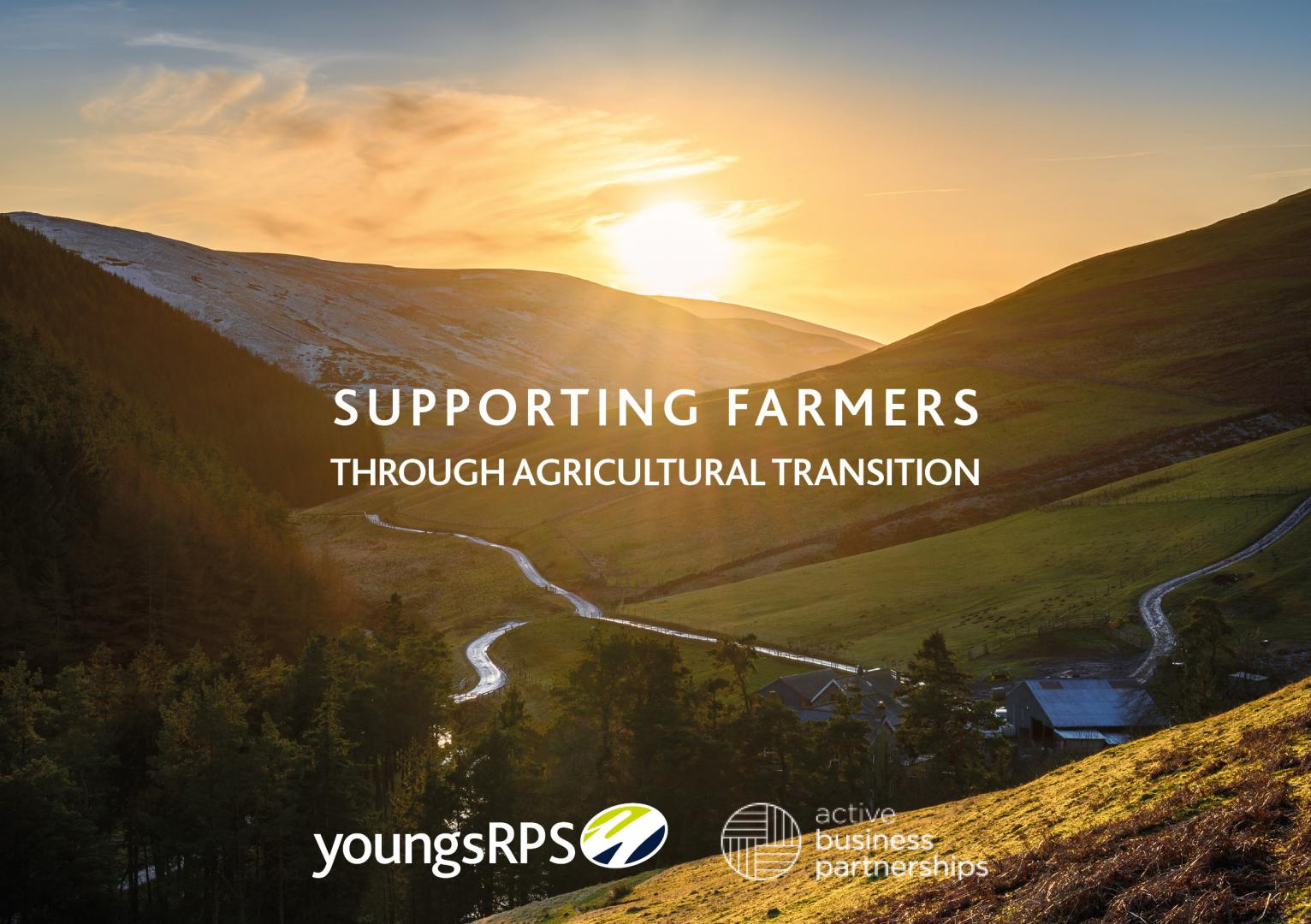 Supporting farmers through agricultural transition