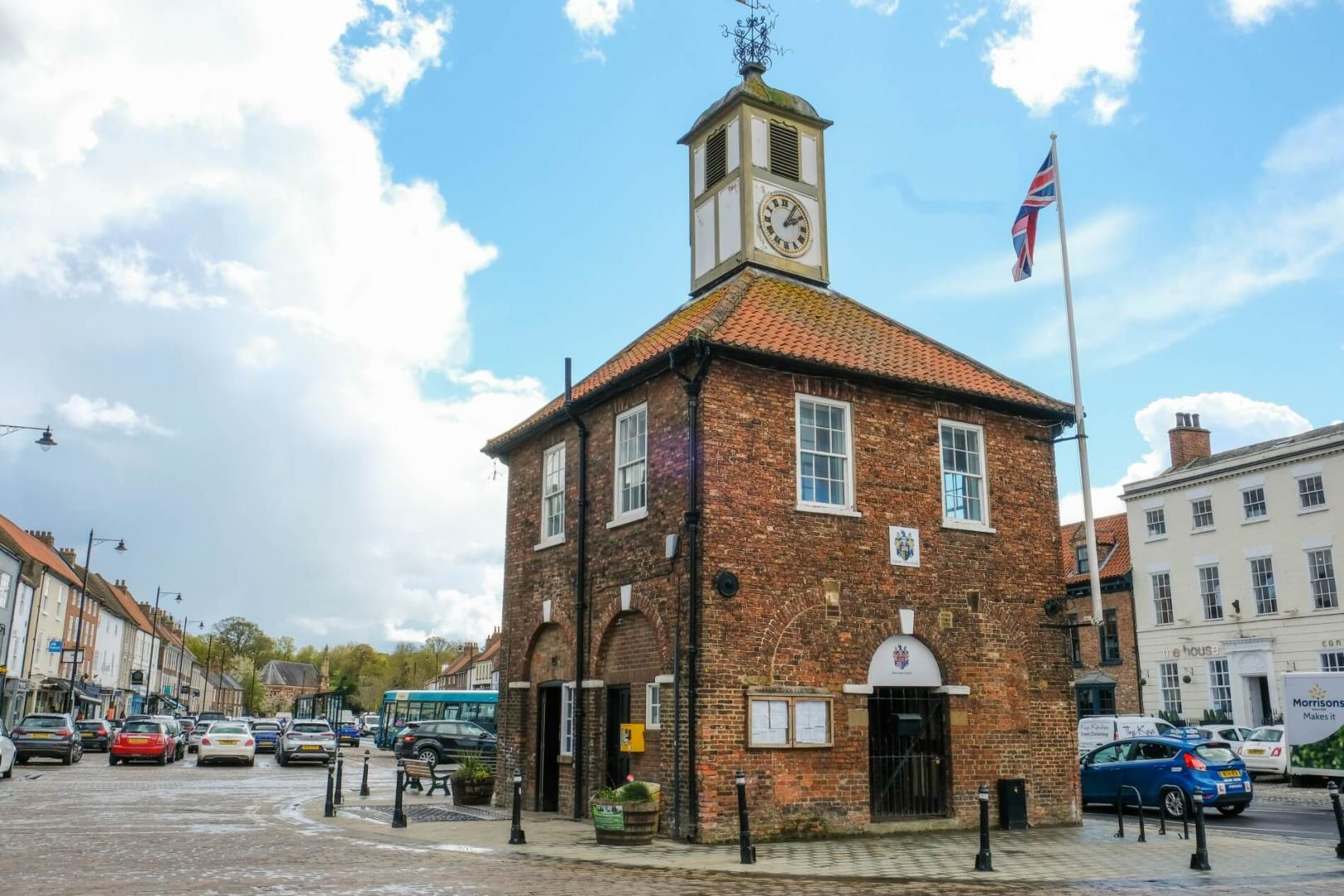 Area Guide for County Durham - Yarm