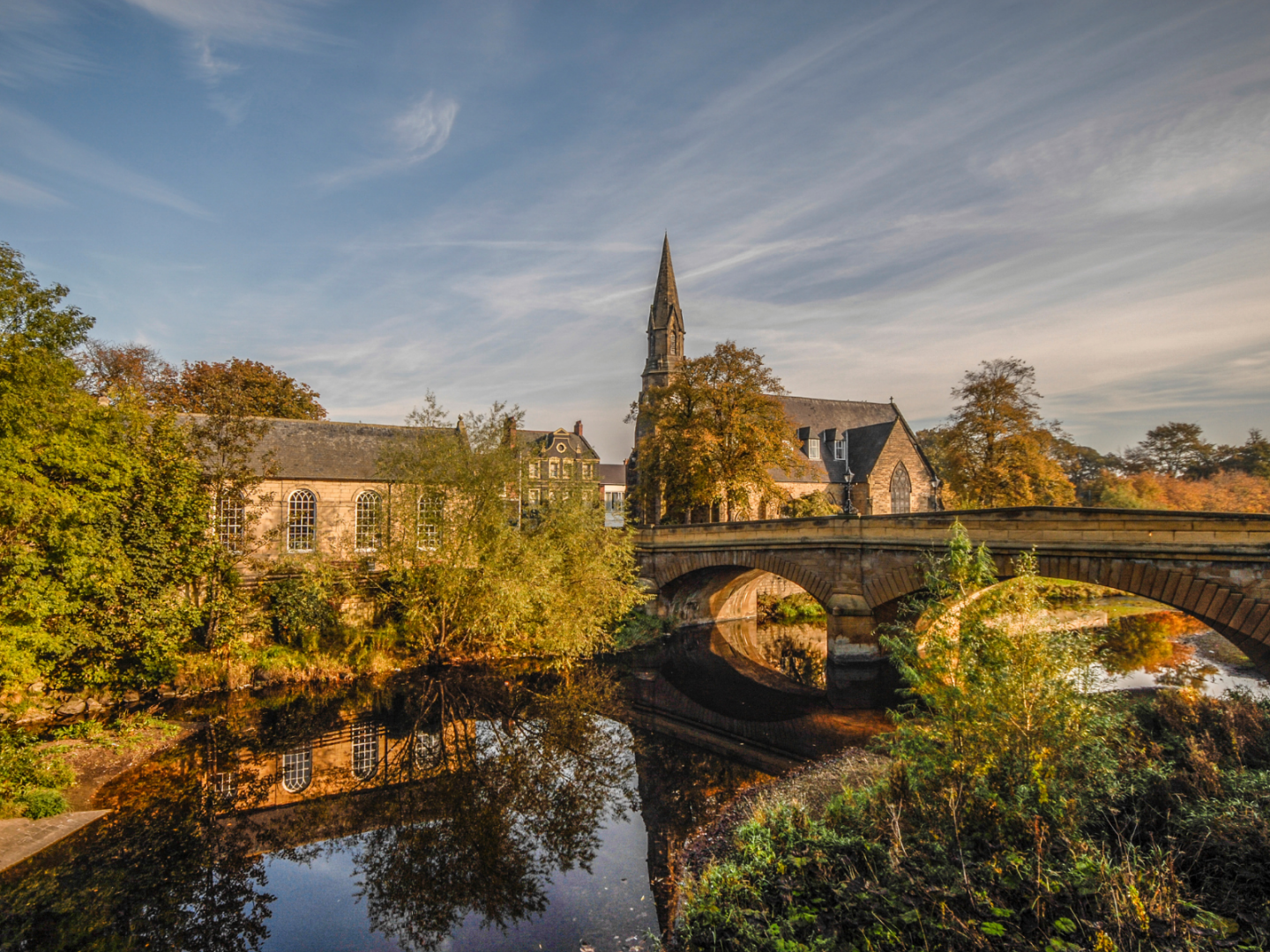 Area Guide for Northumberland - Morpeth