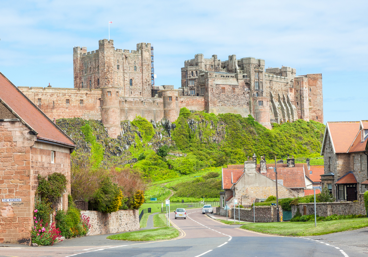 Area Guides for Northumberland - Bamburgh (1)