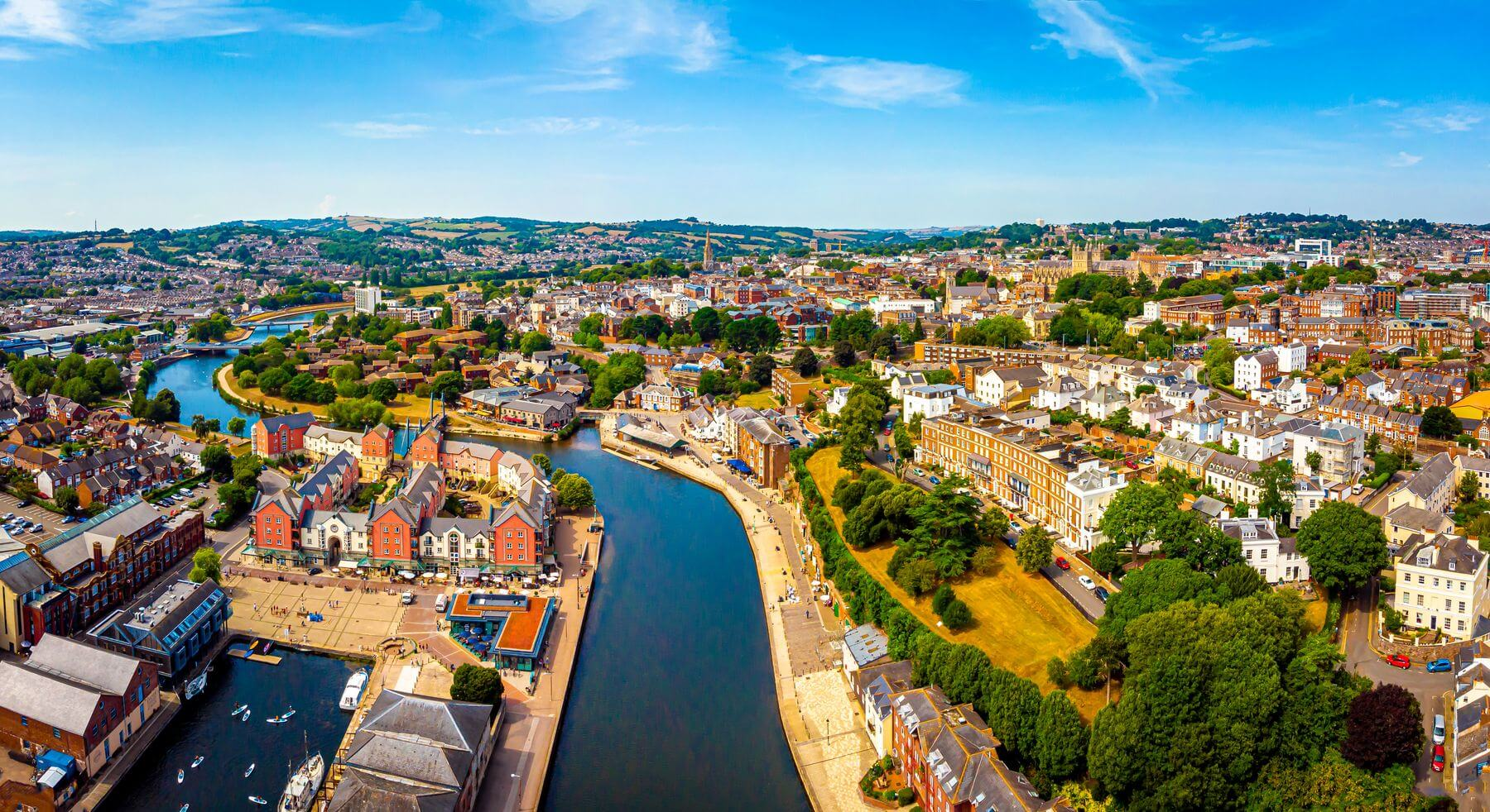 Area Guide for Exeter