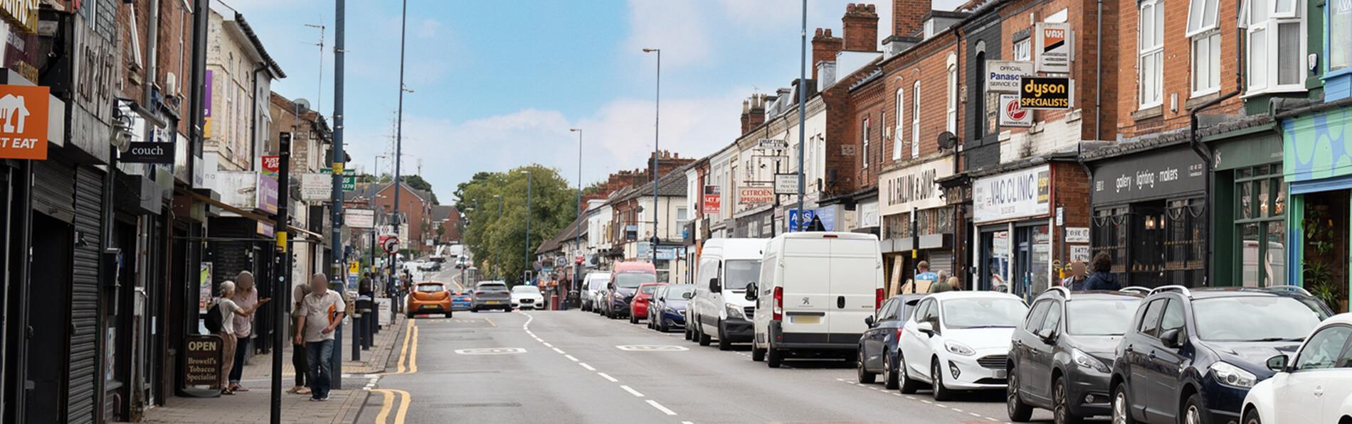 Area Guides for Birmingham - Stirchley (1)