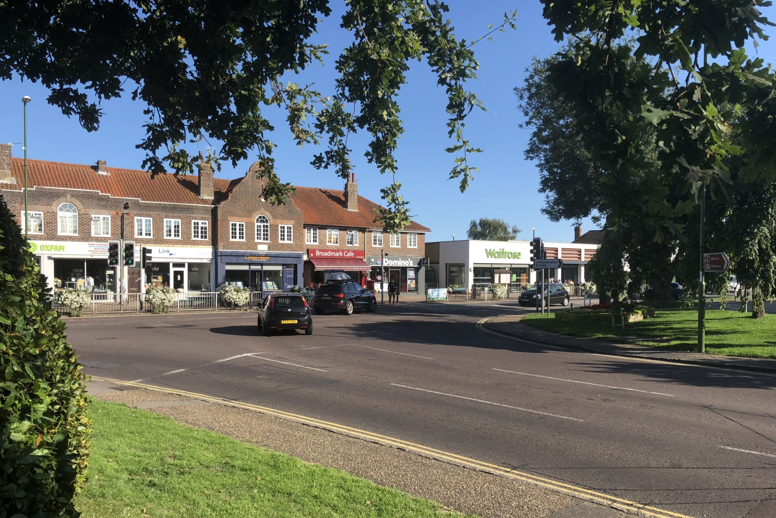 Area Guide for Rustington