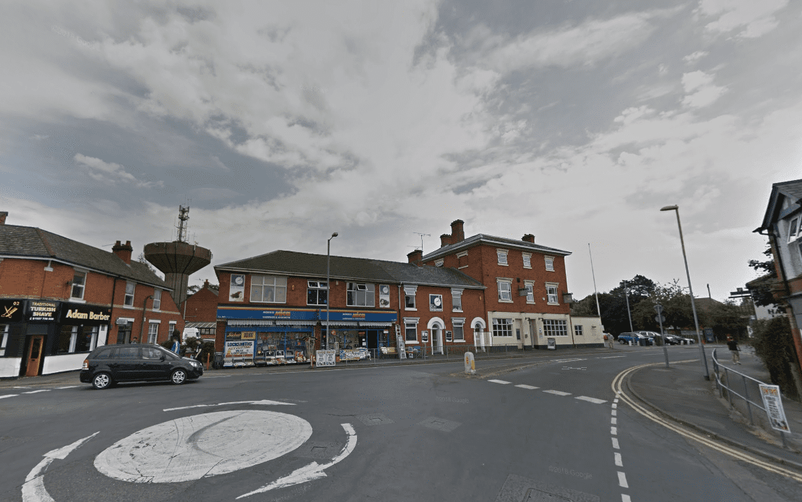 Area Guide for Redditch - Headless Cross