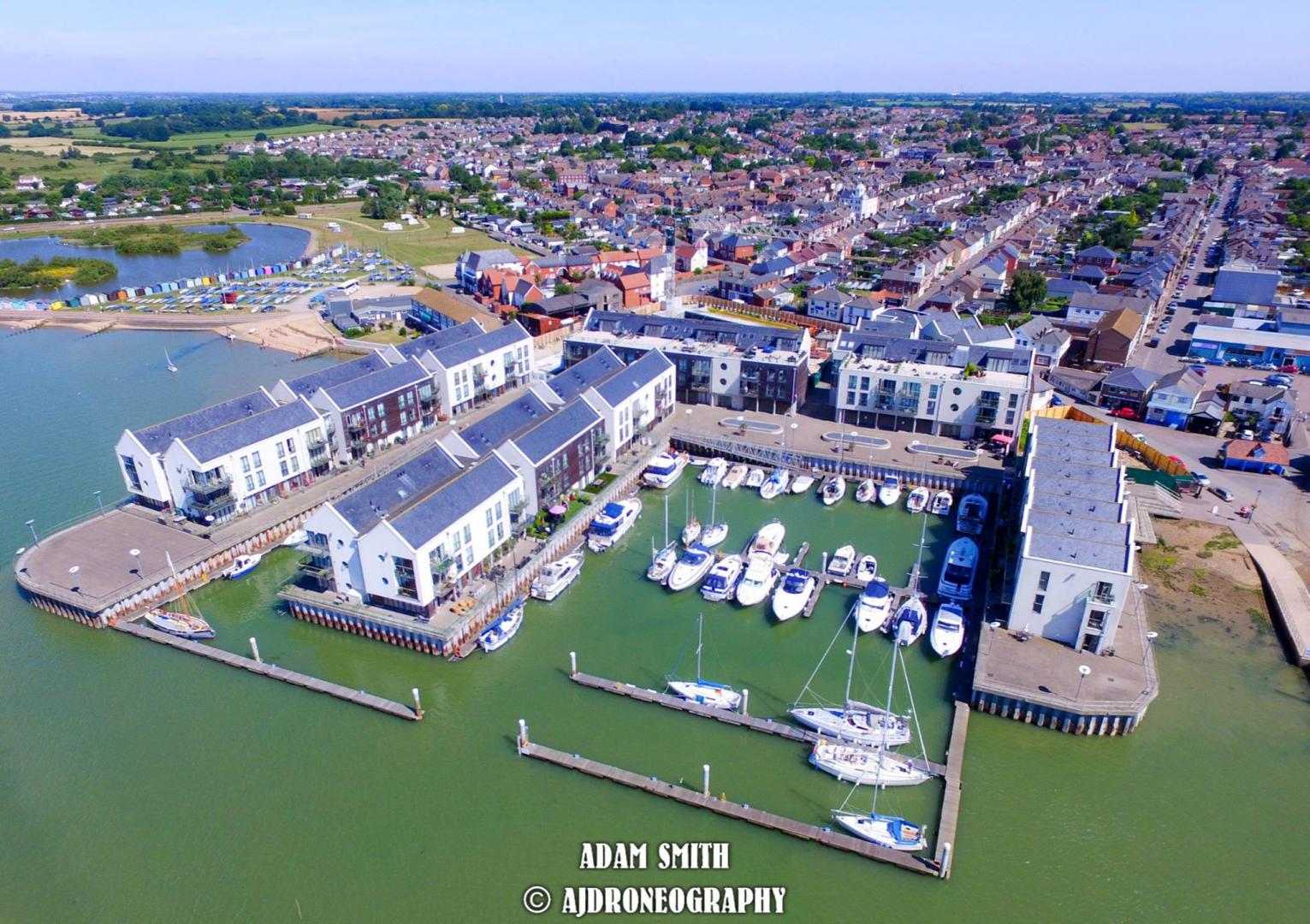 Area Guide for Brightlingsea