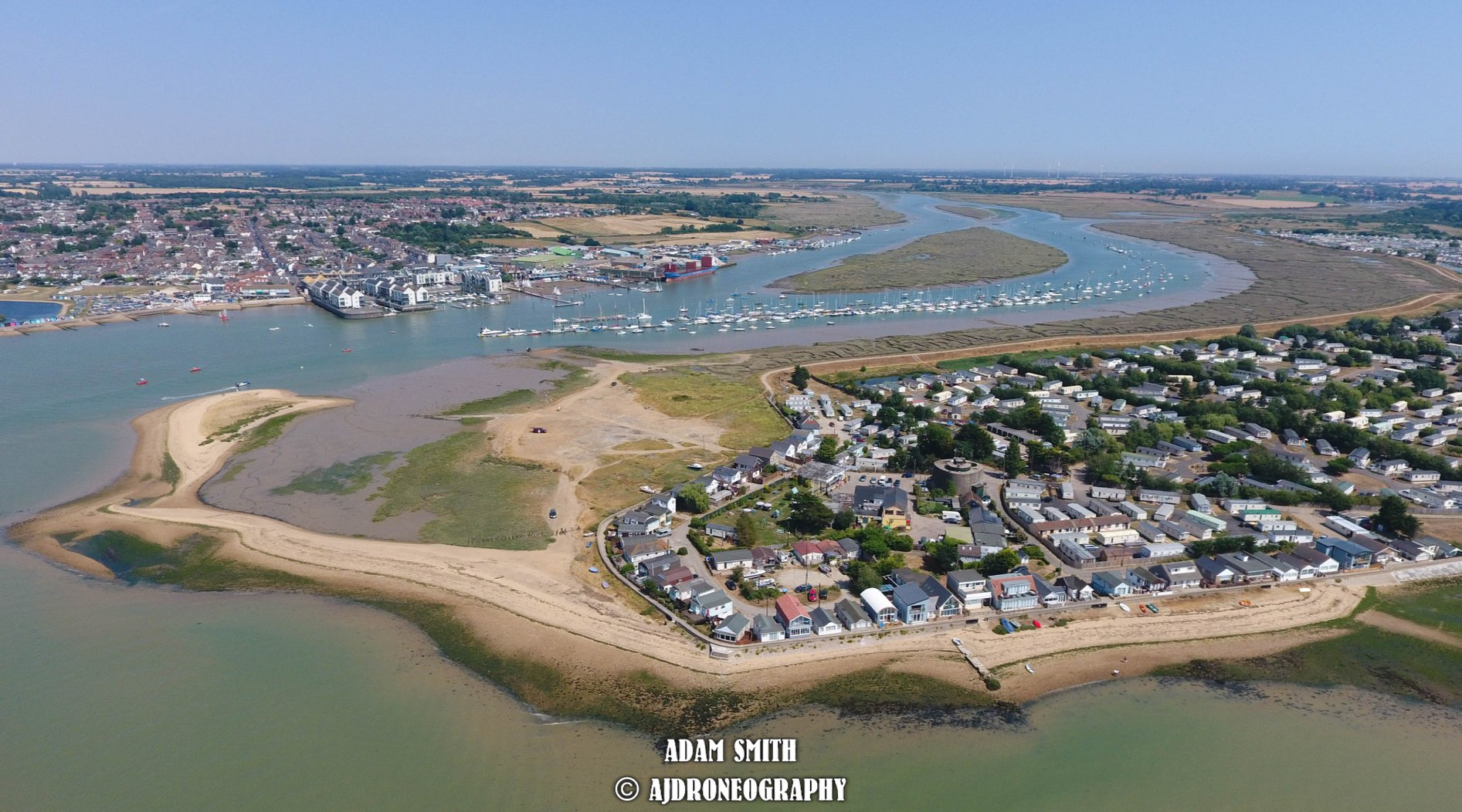 Area Guide for St. Osyth and Point Clear