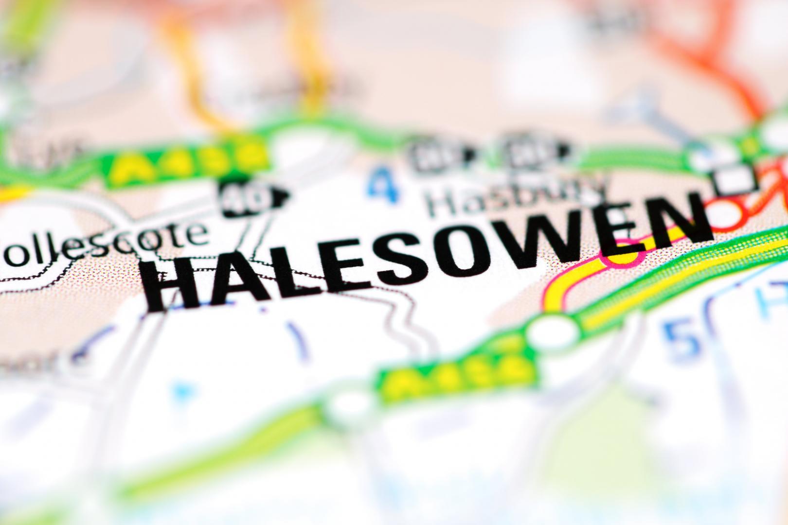 Area Guide for Halesowen - Hurst Green