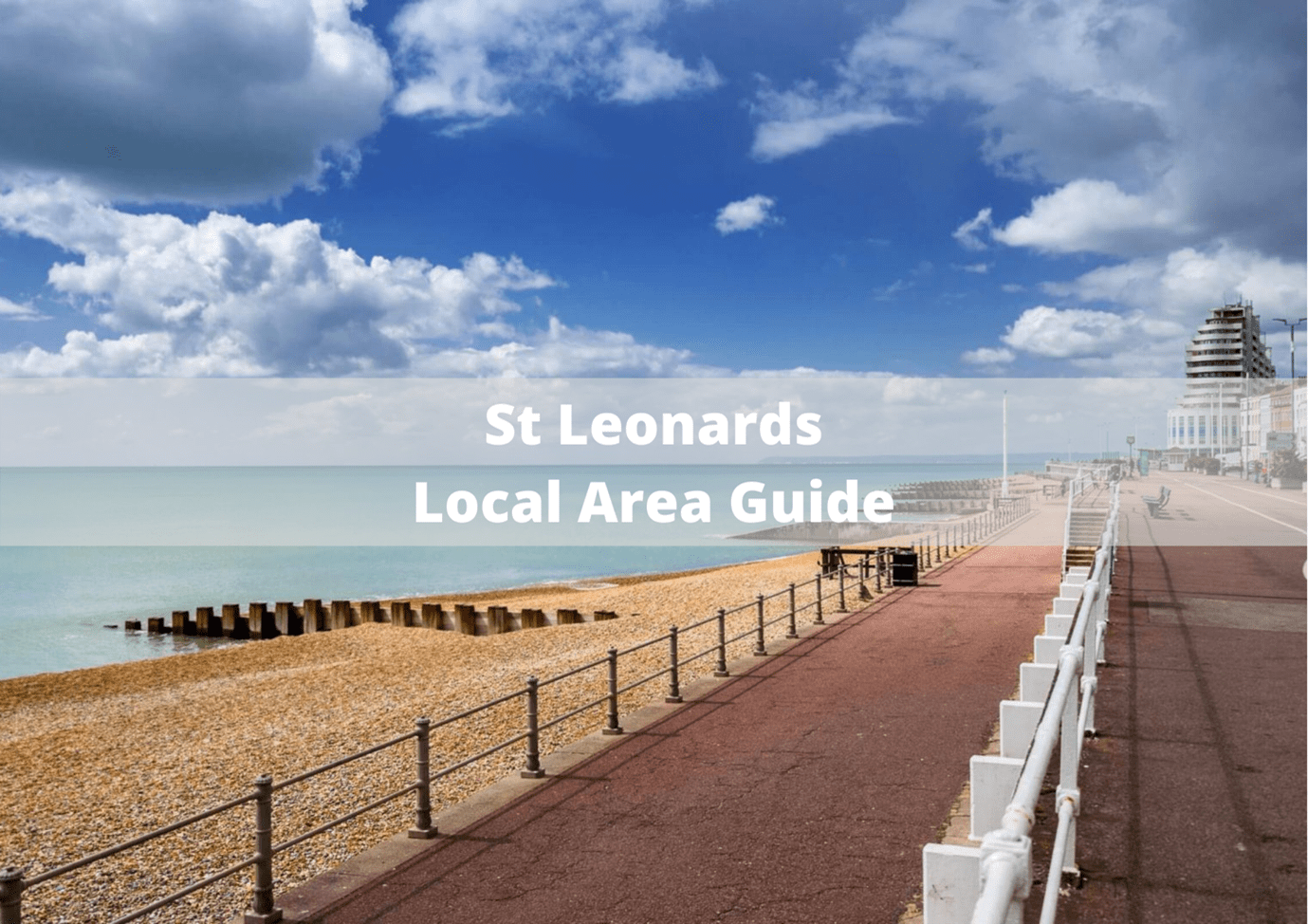 Area Guides for St Leonards (1)