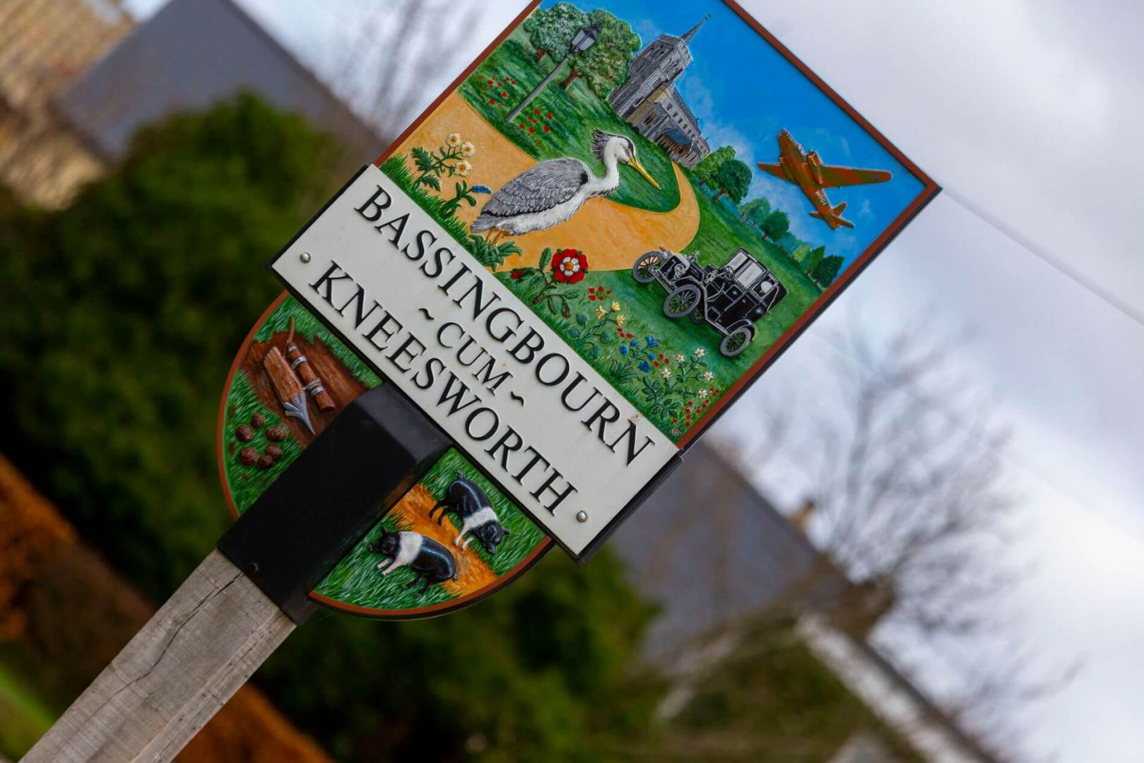 Area Guides for Kneesworth (1)