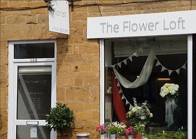 The Flower Loft in Martock (1)