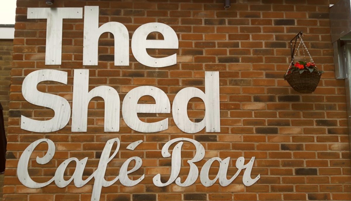 The Shed Cafe Bar, May Bank in Newcastle under Lyme (2)