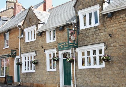 Brewers Arms & Old Bakehouse in South Petherton (1)