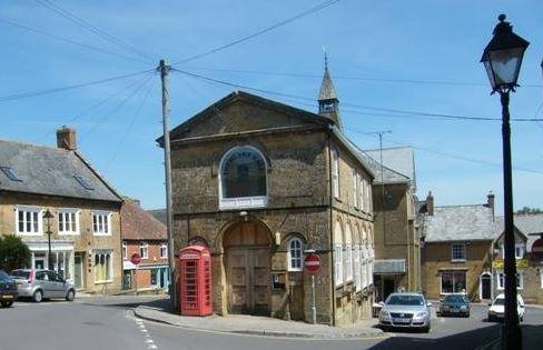 South Petherton Social Club in South Petherton