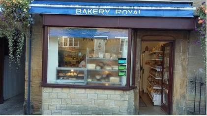 Bakery Roy-Al in South Petherton