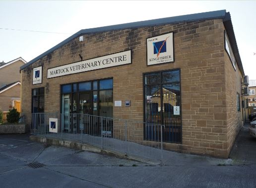 Kingfisher Veterinary Practice in Martock
