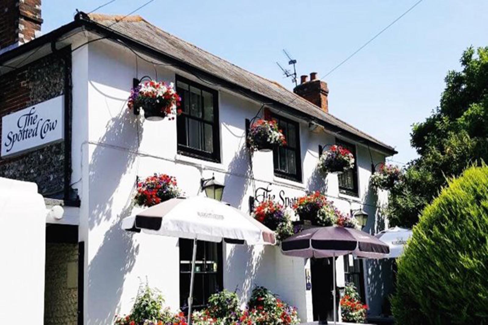The Spotted Cow in Angmering