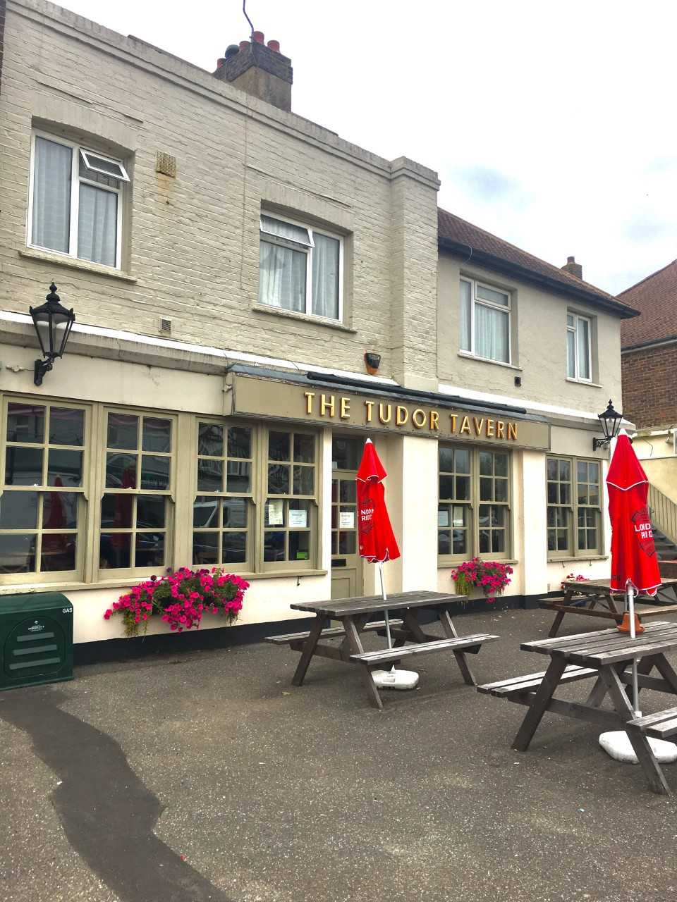 The Tudor Tavern in East Preston (1)