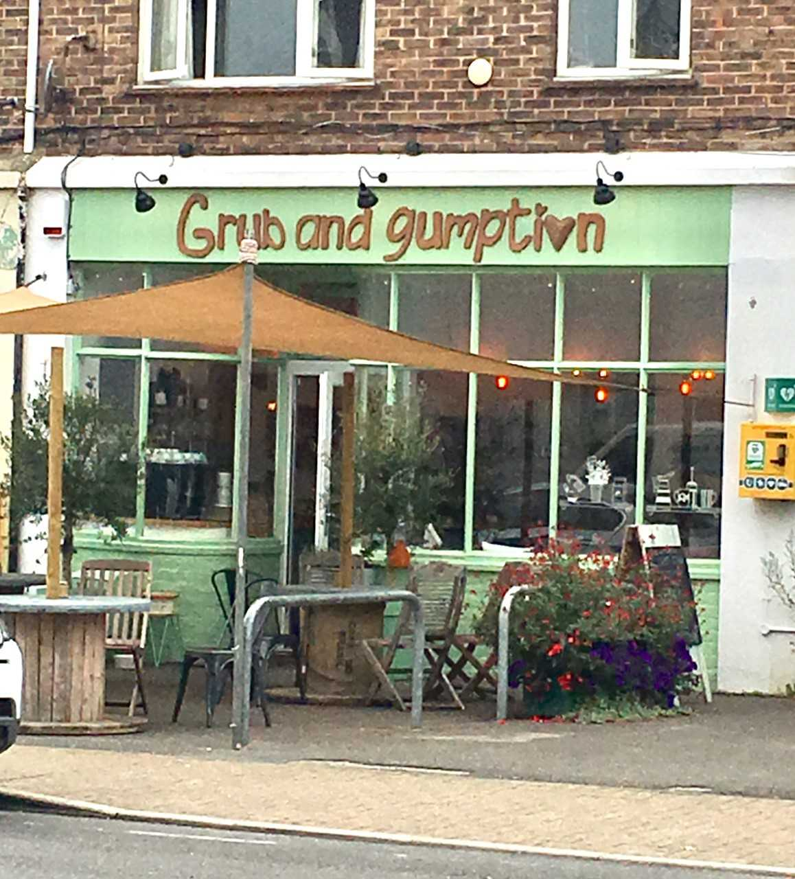 Grub and Gumption in East Preston