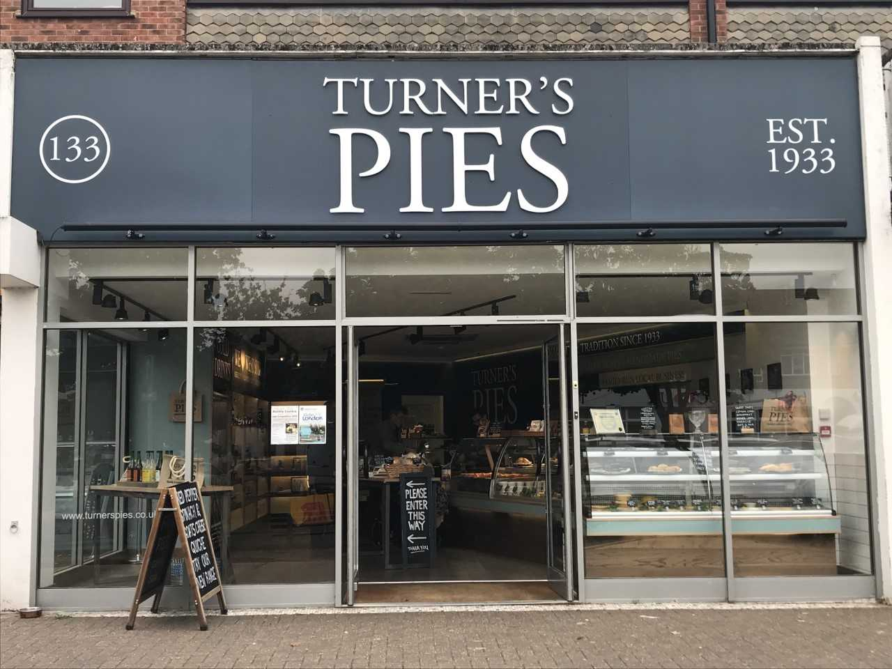 Turners Pies in Rustington (1)