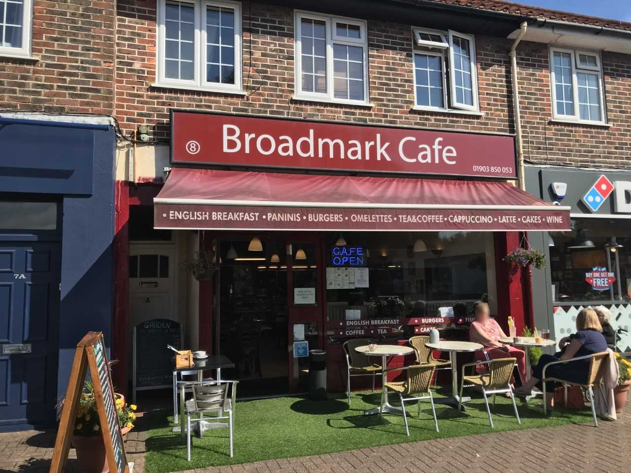 Broadmark Cafe in Rustington (1)