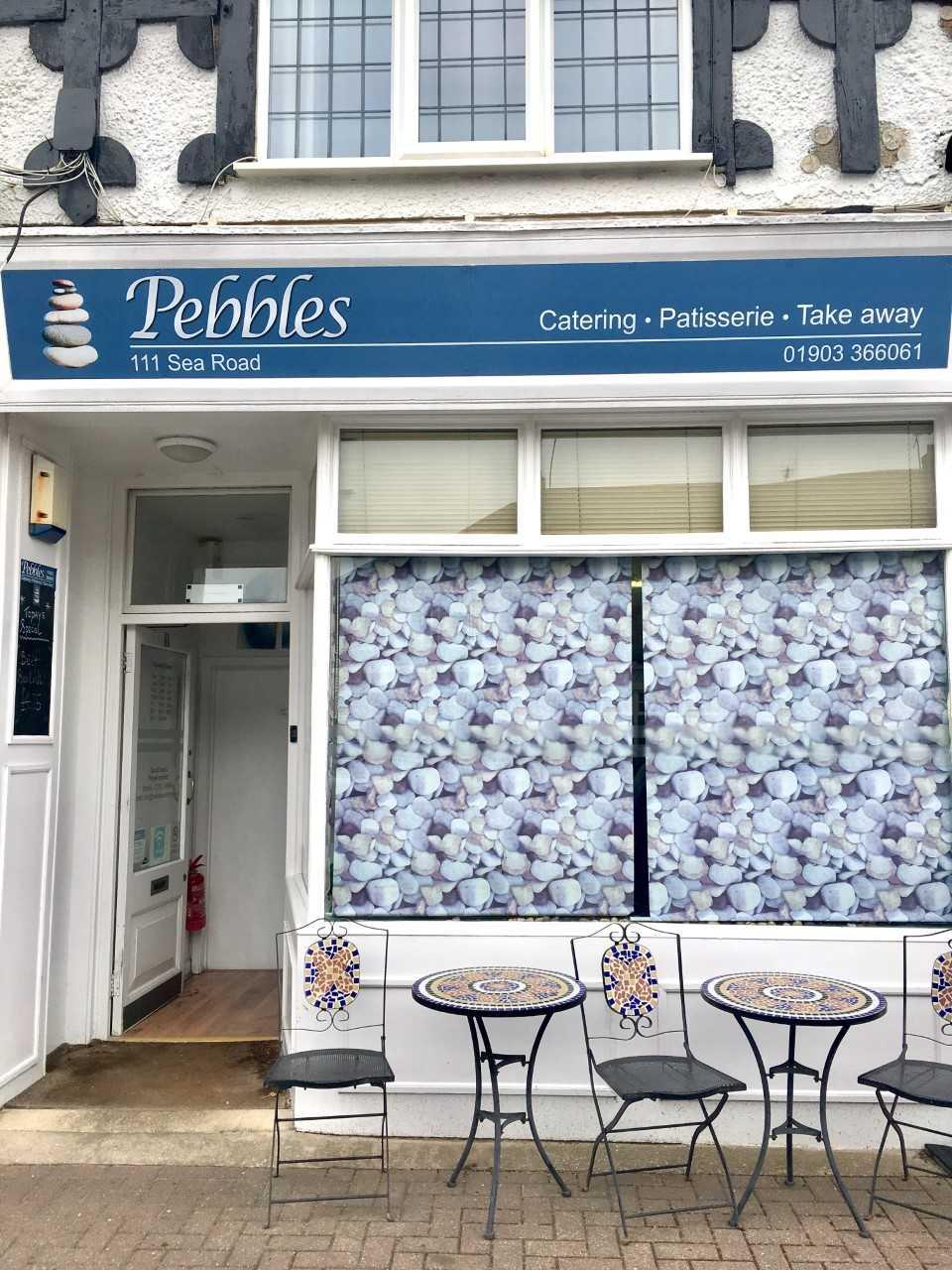 Pebbles in East Preston (1)