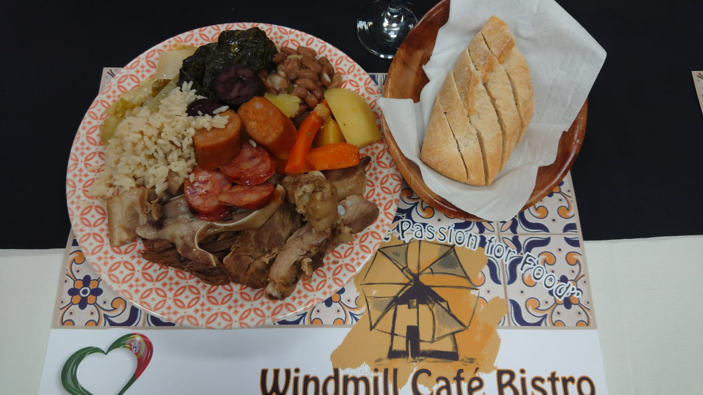 Windmill Cafe Bistro in Newcastle under Lyme (1)