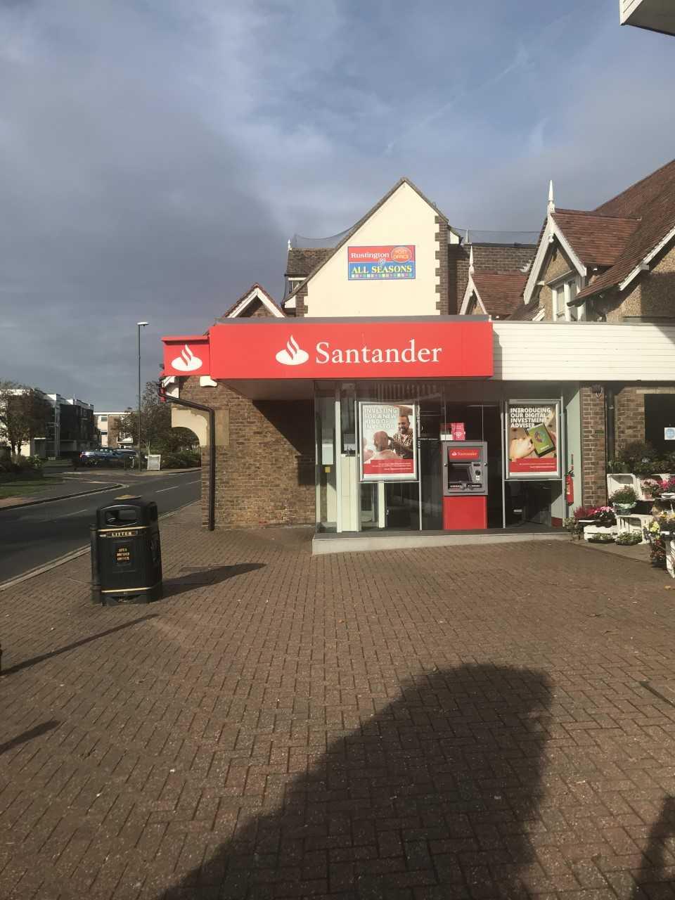 Santander in Rustington