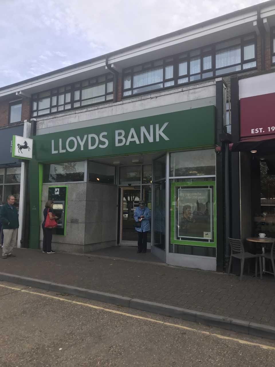 Lloyds Bank in Rustington (1)