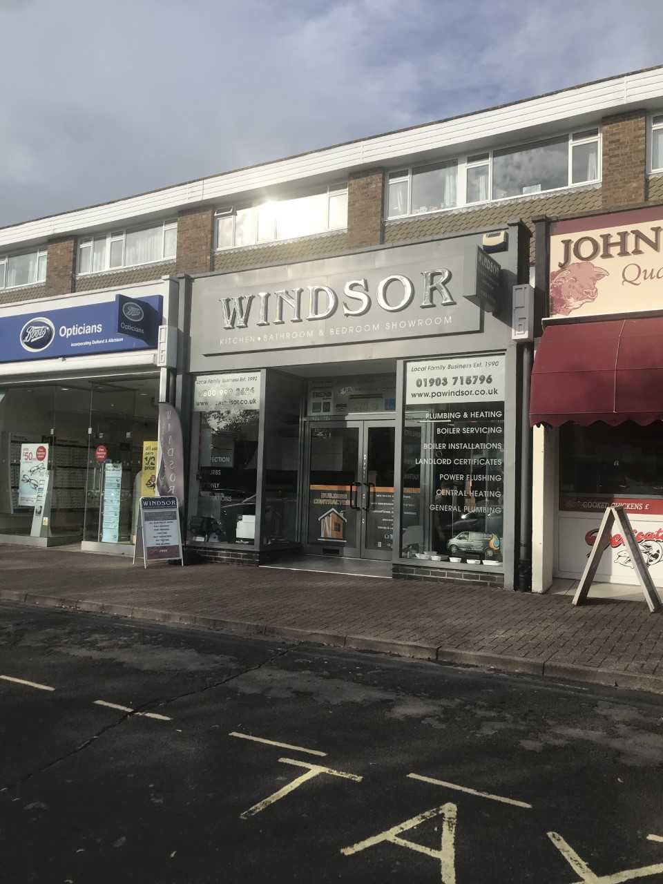 P A Windsors LTD in Rustington (1)