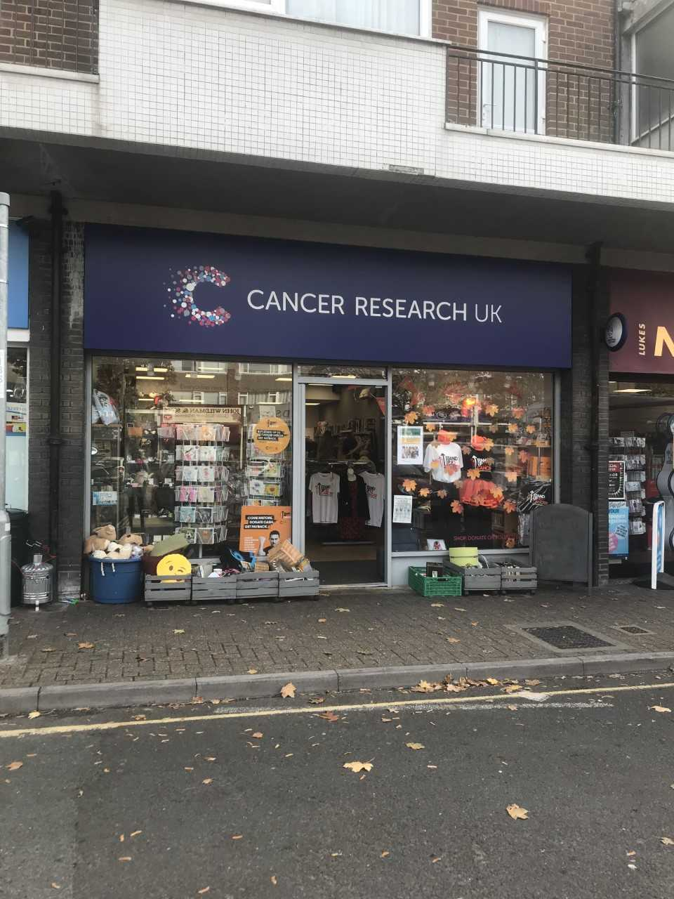 Cancer research UK in Rustington (1)
