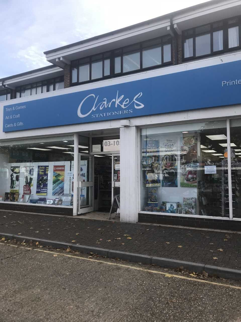 Clarkes Stationers in Rustington (1)