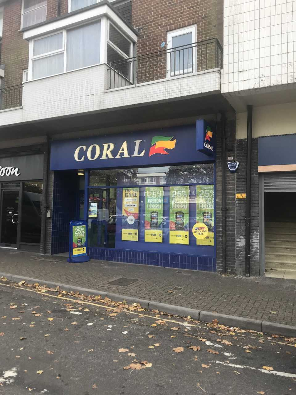 Coral in Rustington