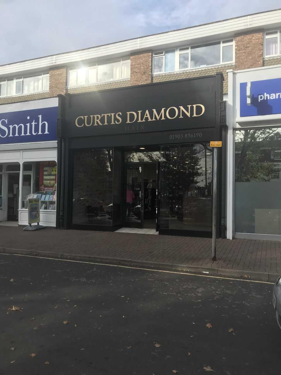 Curtis Diamond in Rustington