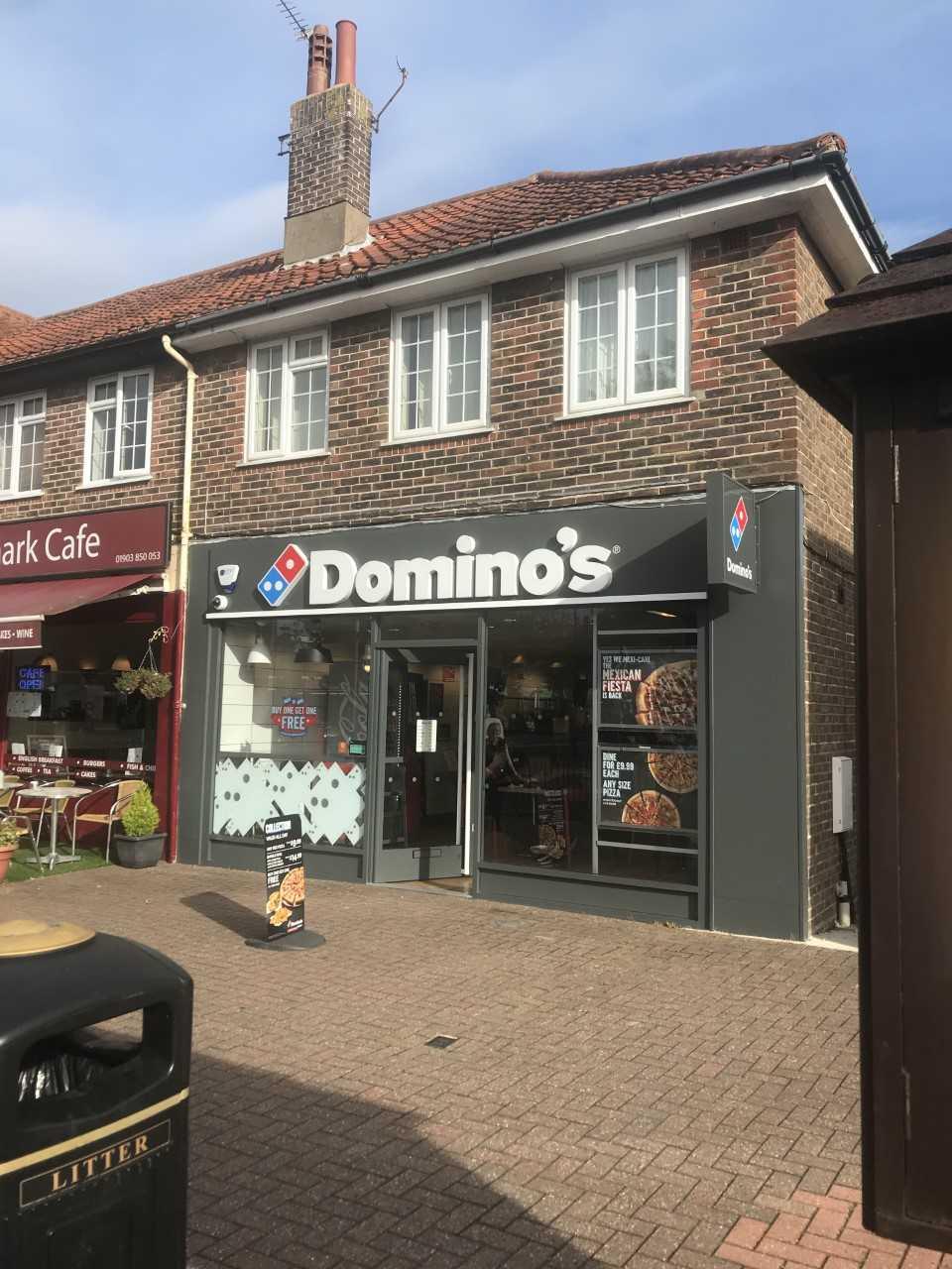 Domino's in Rustington
