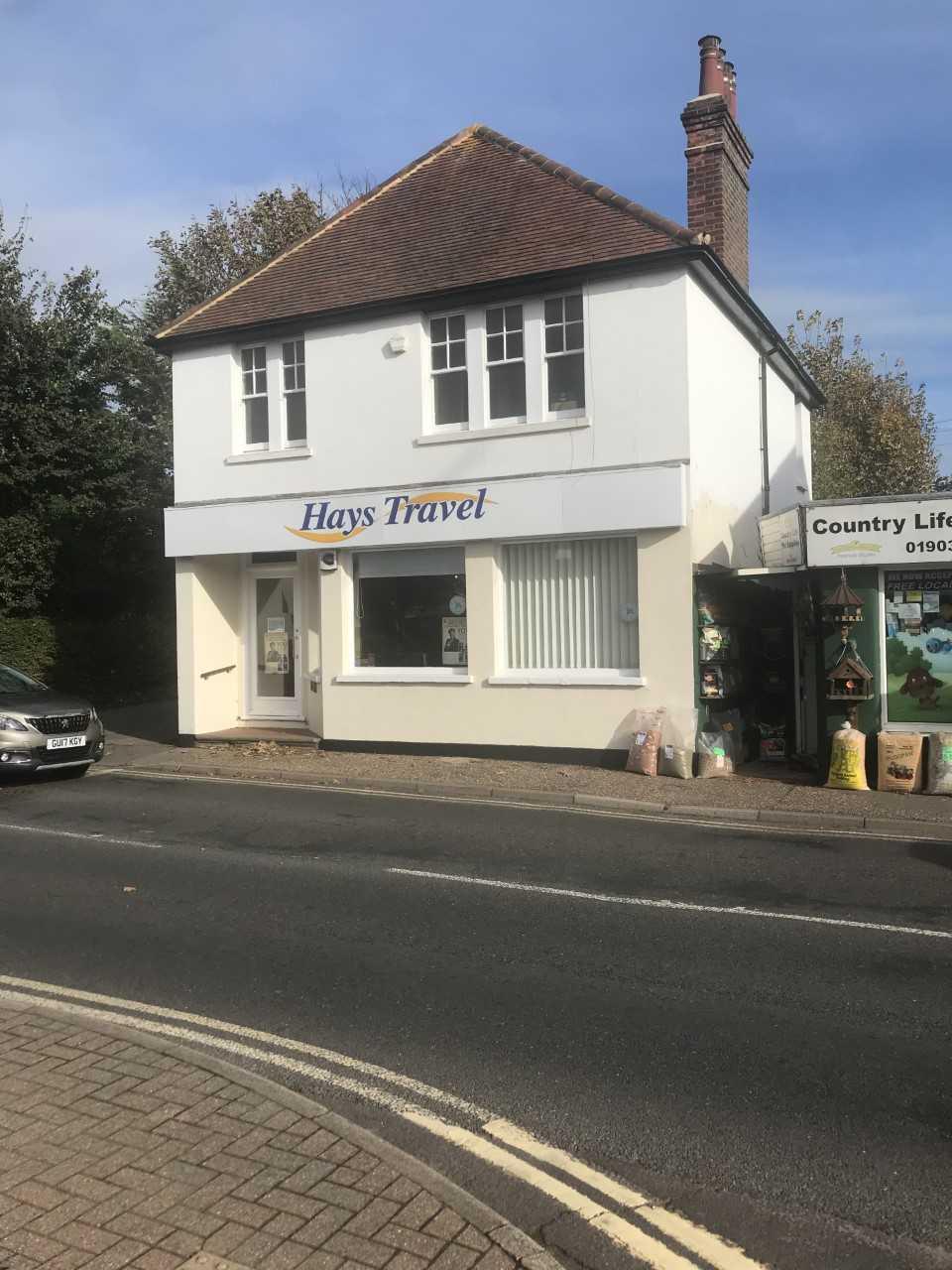 Hays Travel in Rustington (1)