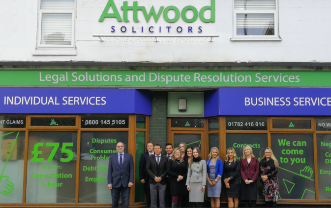 Attwood Solicitors in Hartshill