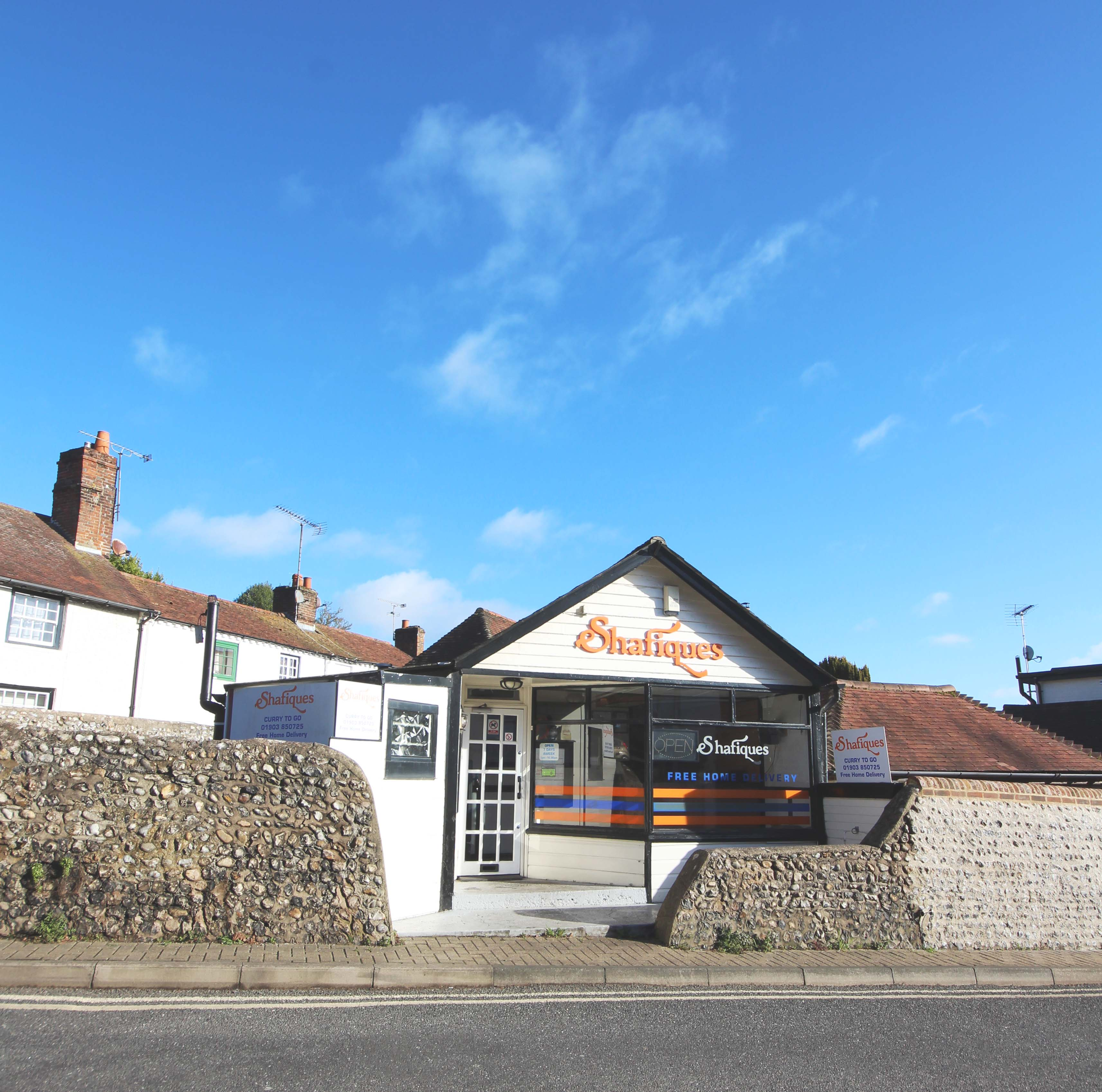 Shafiques in Angmering (1)