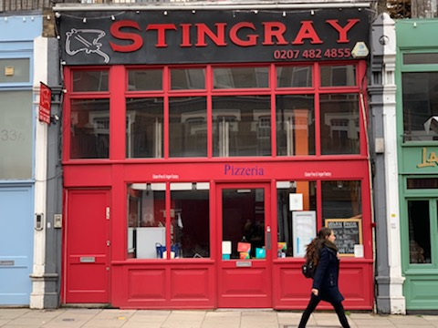Stingray in Tufnell Park
