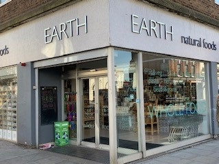 Earth in Kentish Town