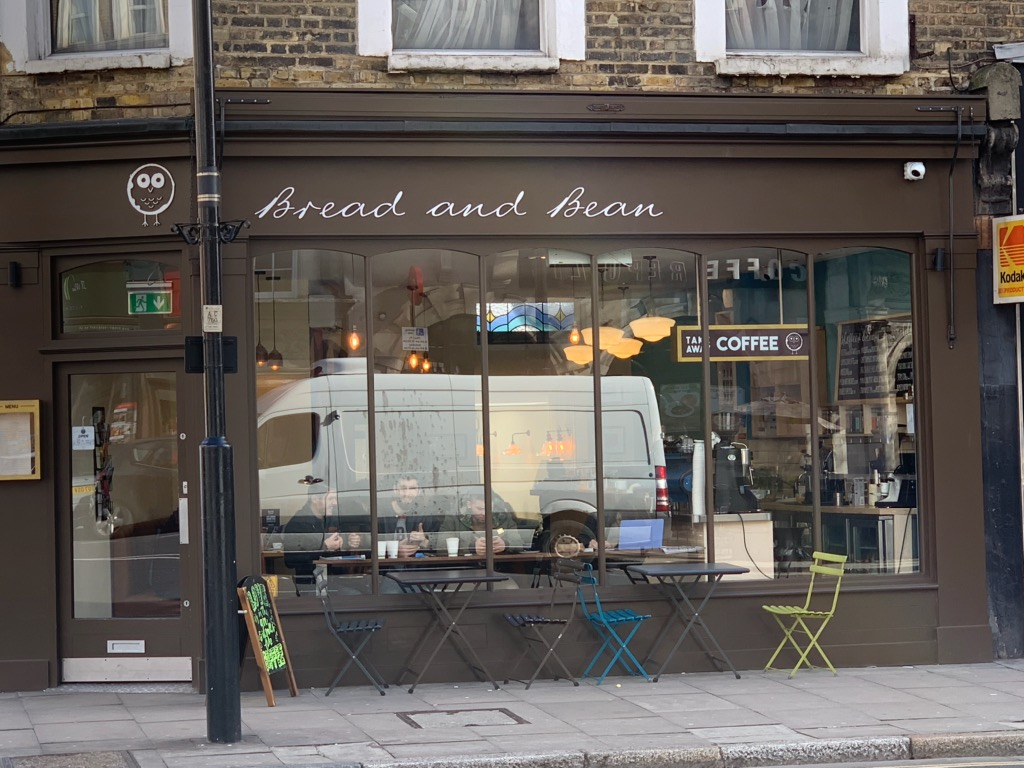 Bread & Bean in Archway