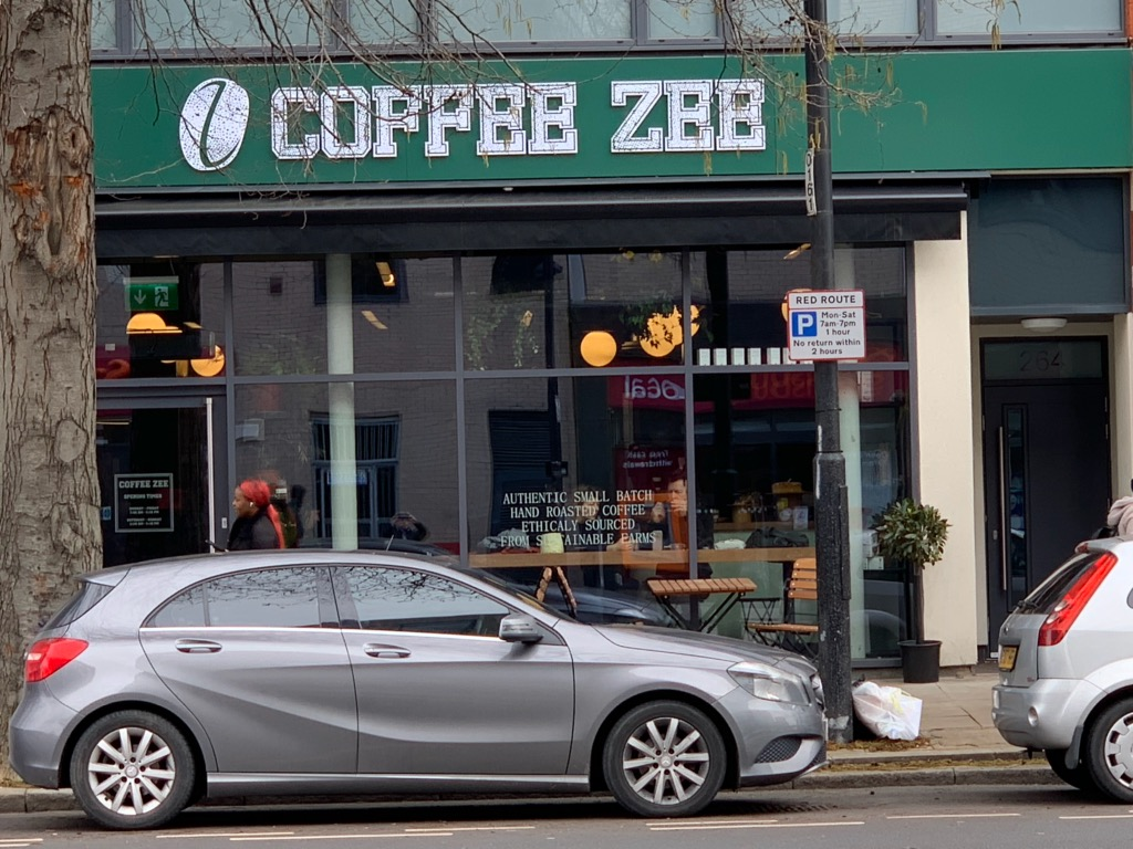 Coffee Zee in Holloway