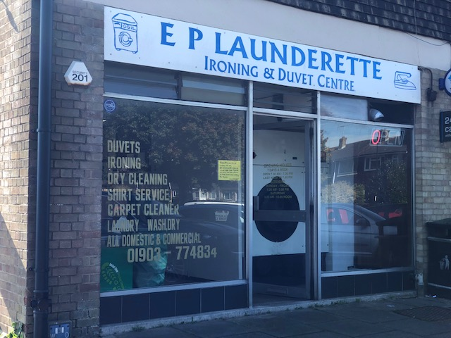 EP Laundrette in East Preston (1)