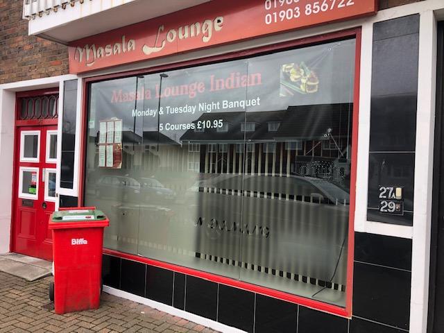 Masala Lounge in East Preston