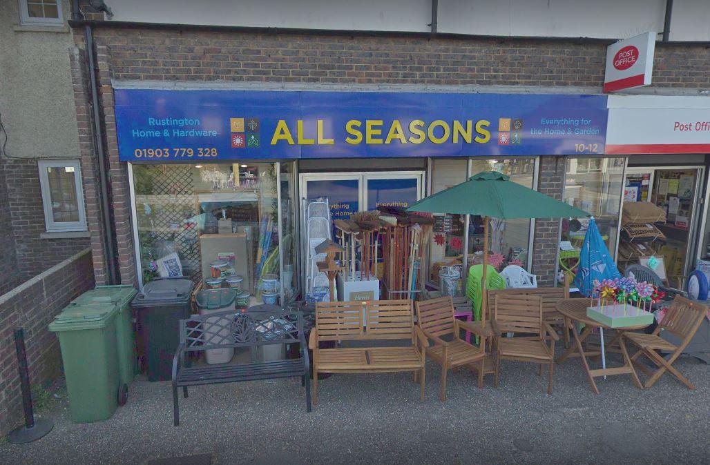 All Seasons in Rustington (1)