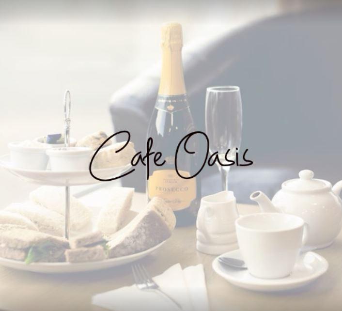 Cafe Oasis in Rustington