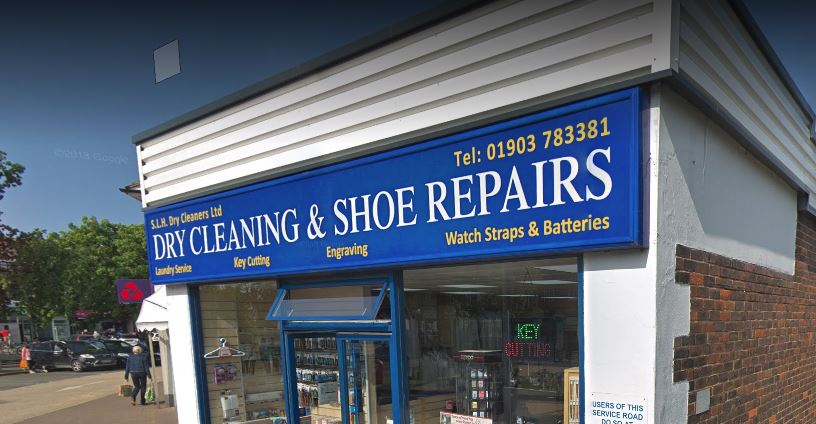 Dry Cleaners & Shoe repair in Rustington (1)